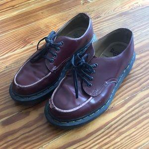Dr Martens x Commes des Garcons Lace Up Shoes